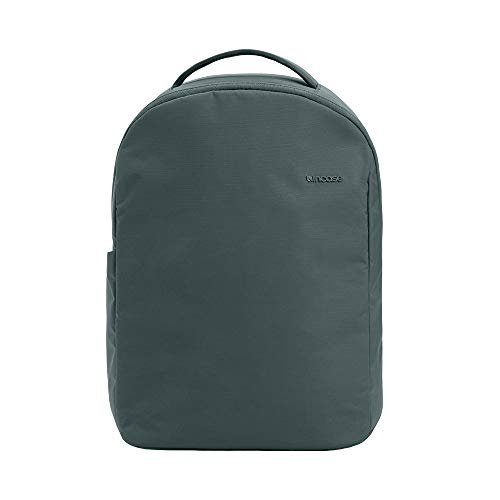 Daily commuter backpack made from recycled plastic