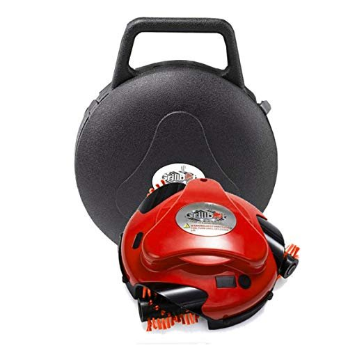 Automatic grill robot for effortless cleaning