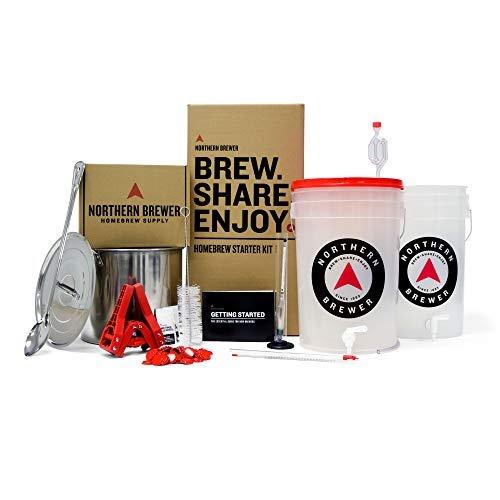 Home brewing starter set