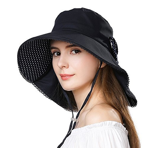 Protect yourself with a sun hat