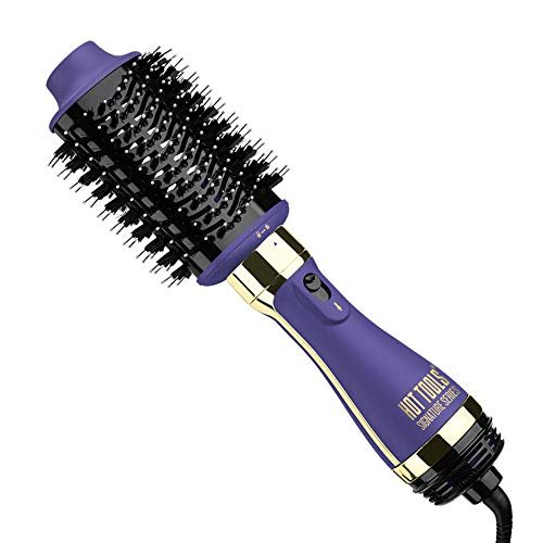 """HOT TOOLS Pro Signature Detachable One Step Volumizer and Hair Dryer, 2.8"""" Large Barrel"""