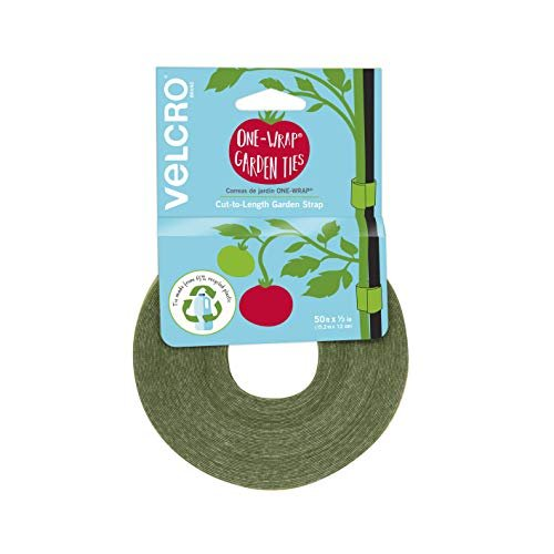 Garden ties for plant support