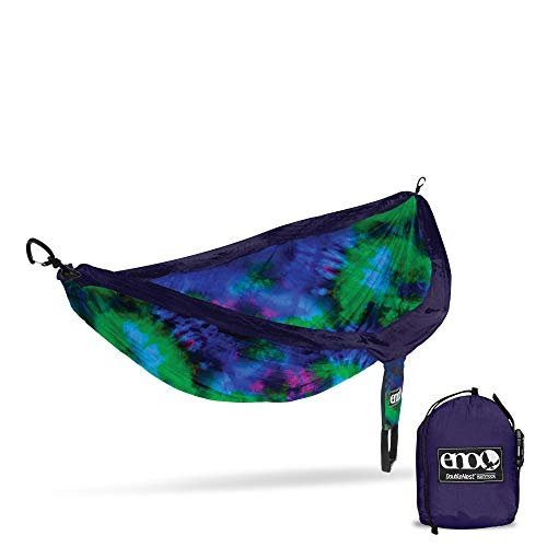 Lightweight camping hammock for two from Eno