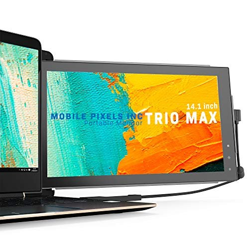 Save $46 on a portable monitor to work from anywhere