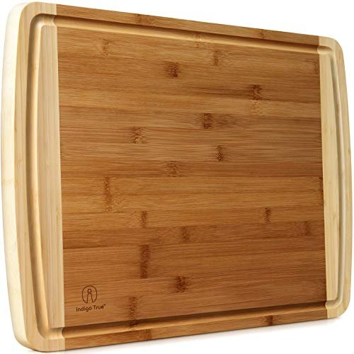 Extra large bamboo cutting boards