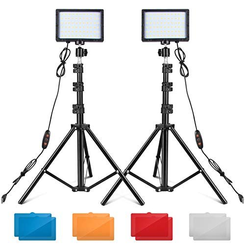 36% off a LED video light kit