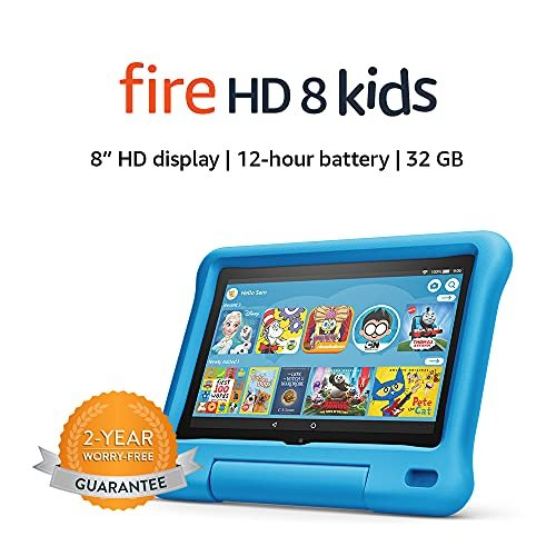 Save $70 on the all-new Fire HD 8 tablet for kids