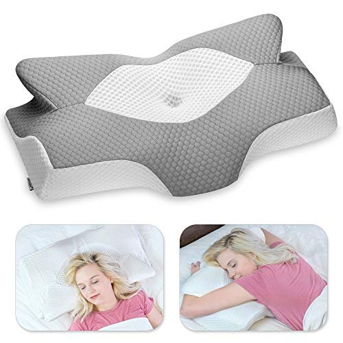 15% off a cervical memory foam pillow
