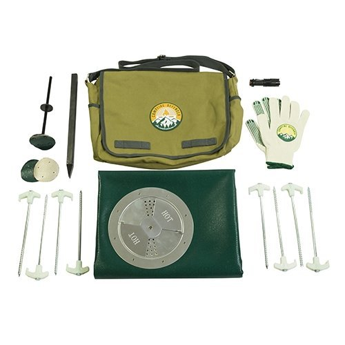 Campfire safety kit by Campfire Defender Protect Preserve