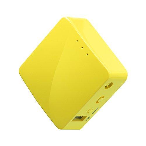 Wireless mini travel router