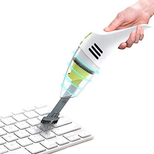 Rechargeable mini vacuum