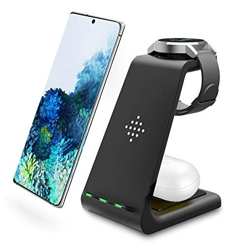 Wireless charging station for Samsung