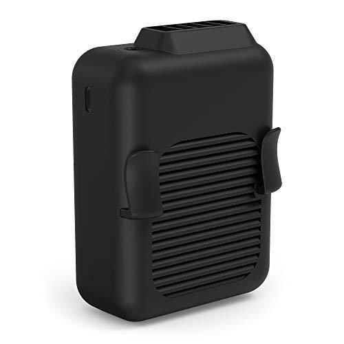 Portable mini waist fan