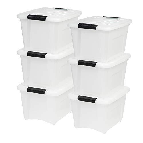 Stack & pull storage box