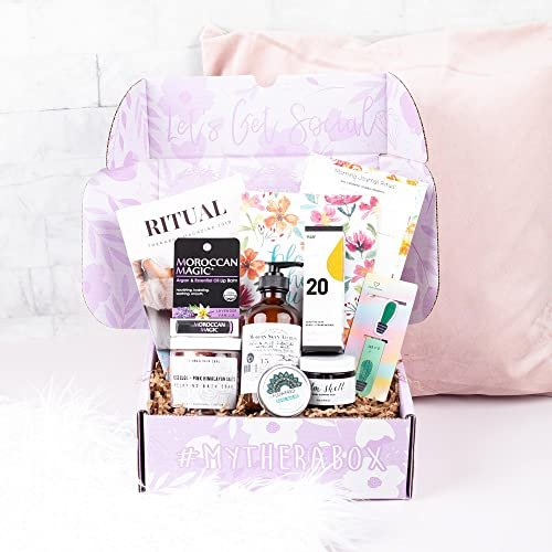 Save $15 on your first self care box