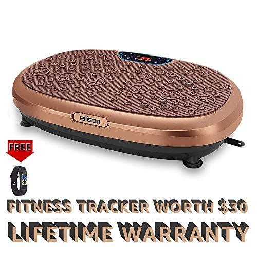 $95 off a vibration plate exercise machine