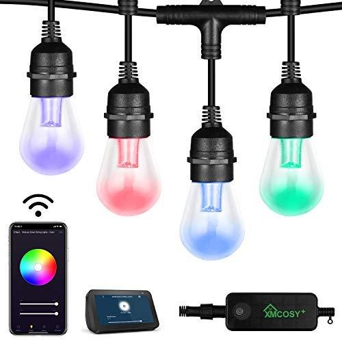 $32 off color-changing smart string lights