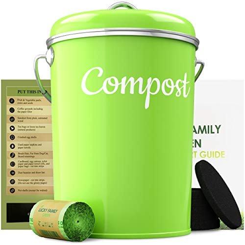 Compost Bin Kitchen Container