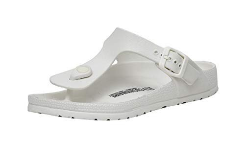 Light-weight sandals with arch support