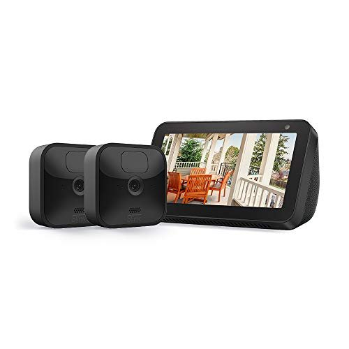 $45 off an Echo Show 5 with Blink Outdoor camera kit