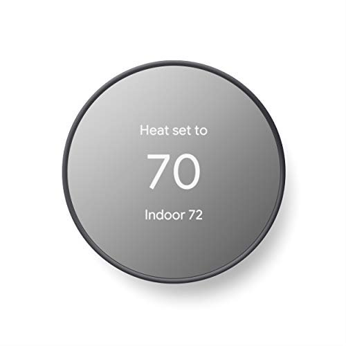 Google Nest smart thermostat compatible with Alexa