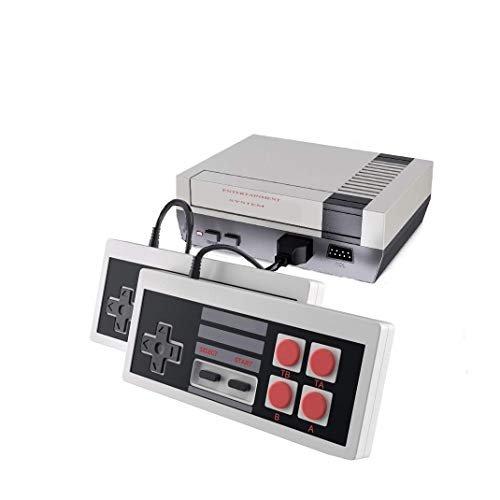 Retro NES video game console