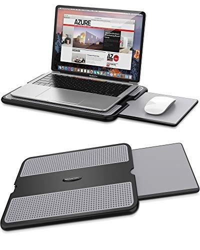 Portable laptop lap desk