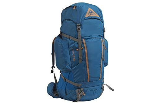 Trekking pack with customized torso fit and ventilation