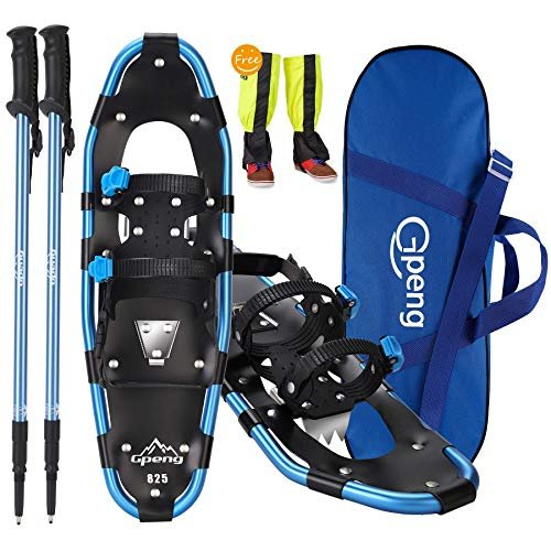 $85 off lightweight terrain snowshoes