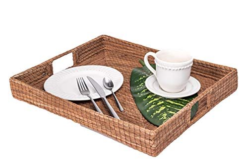 A rustic serving tray for your next gathering
