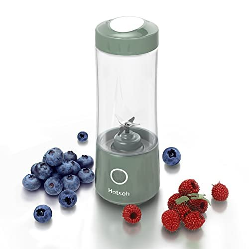 Portable wireless blender to make on-the-go smoothies