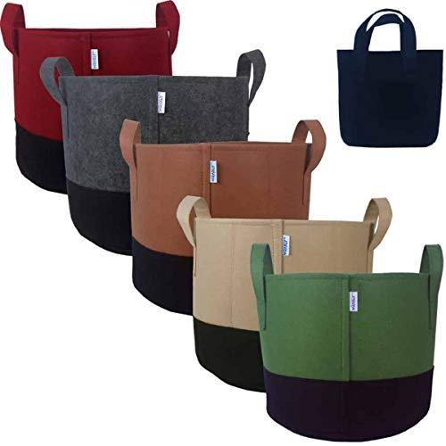 Wraxly Fabric Grow Bags