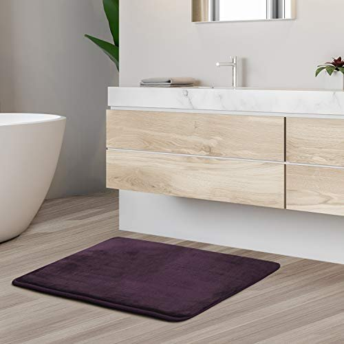 15% savings on a memory foam bath mat set