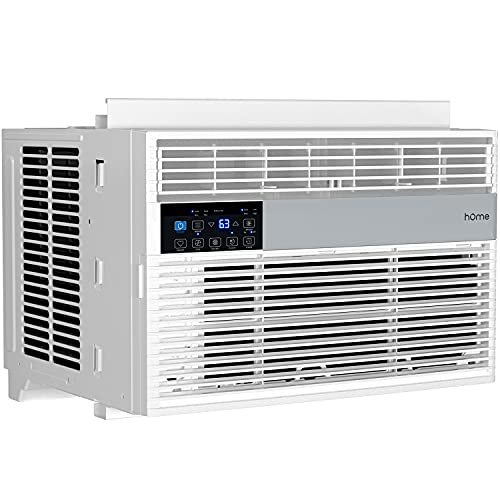 Window air conditioner with smart control