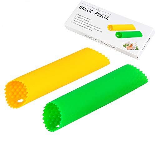 Easy Roll Silicone Garlic Peeler