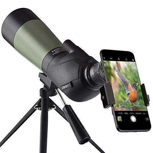 Get $70 off a HD spotting scope with tripod