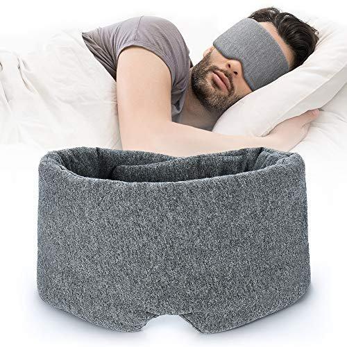 Handmade cotton sleep mask
