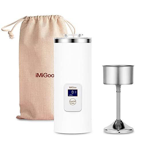 Portable coffee maker from iMiGoo