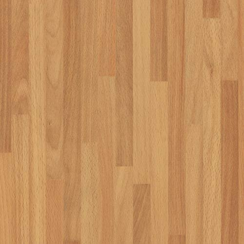 Self-adhesive wood decor for countertops