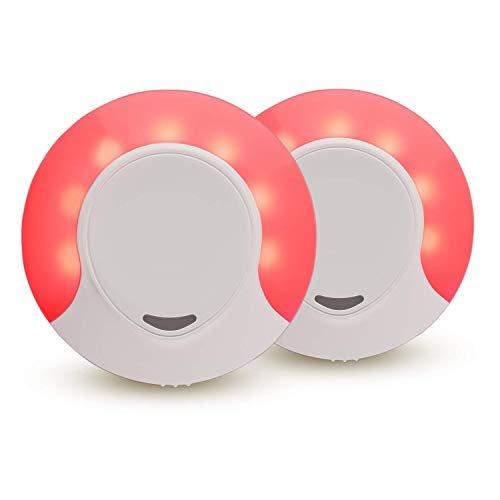 Sleep aid red LED night light