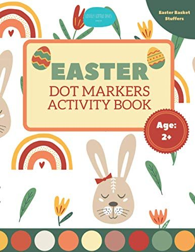 Easter Dot Markers Activity Book