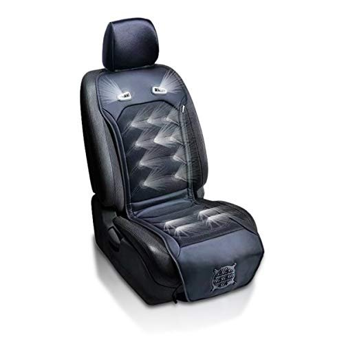 Cooling seat cushion for the car or office