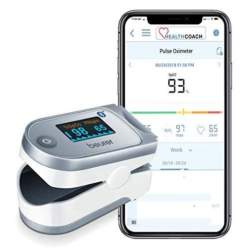 27% off a bluetooth digital fingertip pulse oximeter