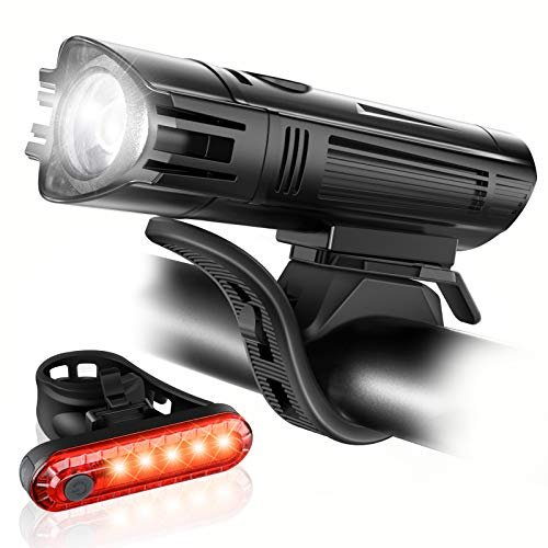 Knock 38% off a rechargeable bike light
