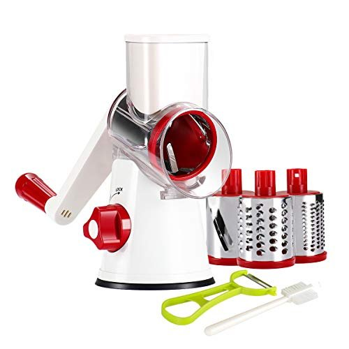 Take 41% off a rotary cheese and veggie grater