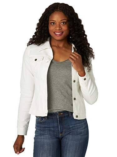 10% discount on a stretch denim jacket