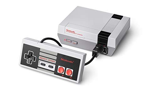 NES Classic has the original look and feel, only smaller