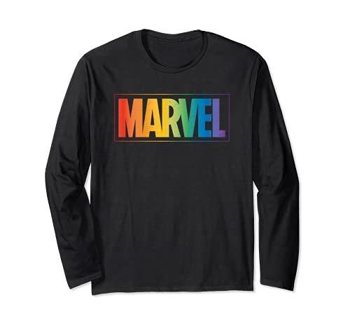 Marvel long sleeve shirt