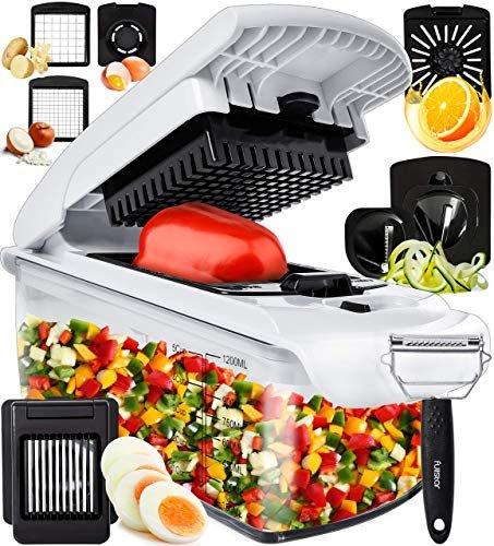 Chop vegetables in minutes