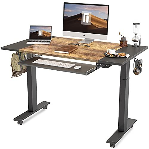 Stay alert with an electric standing desk